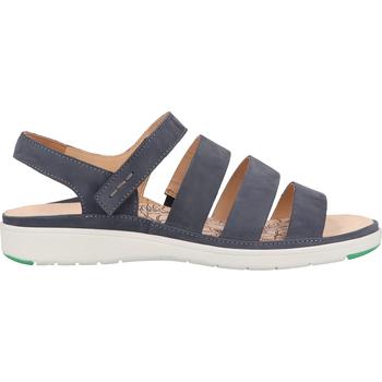 Schuhe Damen Sandalen / Sandaletten Ganter Sandalen Dunkelblau