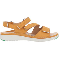 Schuhe Damen Sandalen / Sandaletten Ganter Sandalen Gelb