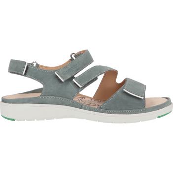 Schuhe Damen Sandalen / Sandaletten Ganter Sandalen Türkis