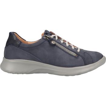 Schuhe Damen Sneaker Low Ganter Sneaker Dunkelblau
