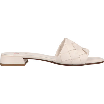 Schuhe Damen Pantoletten / Clogs Högl Pantoletten Creme
