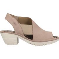 Schuhe Damen Sandalen / Sandaletten Fly London Sandalen Beige