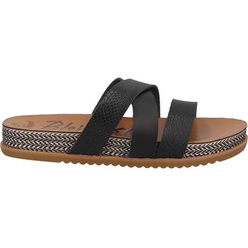 Schuhe Damen Pantoletten / Clogs Blowfish Malibu Pantoletten Schwarz
