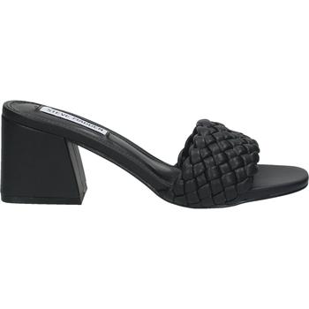 Schuhe Damen Pantoffel Steve Madden Pantoletten Schwarz