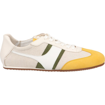Schuhe Damen Sneaker Low Högl Sneaker Beige/Gelb