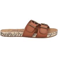 Schuhe Damen Pantoletten / Clogs Blowfish Malibu Pantoletten Sand