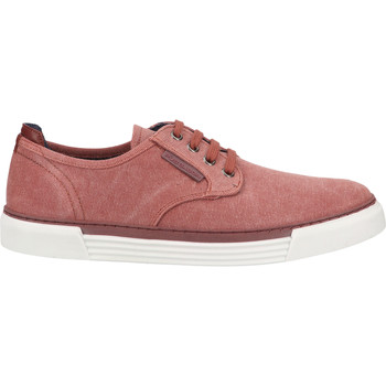 Schuhe Herren Sneaker Pius Gabor Sneaker Rot