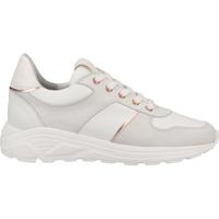 Schuhe Damen Sneaker Low Steven New York Sneaker Weiß