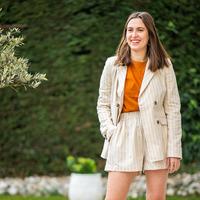 Kleidung Damen Jacken / Blazers Céleste ALIZE Beige