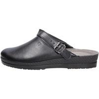 Schuhe Herren Hausschuhe Rohde Herren Hausschuhe schwarz