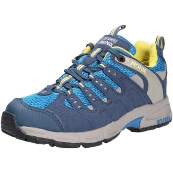 Schuhe Jungen Derby-Schuhe & Richelieu Meindl Snap, JungenOutdoorschuh blau