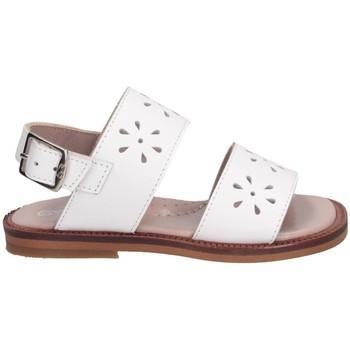 Schuhe Mädchen Sandalen / Sandaletten Cucada 17015AC Sandalen Kind Weiß Weiß