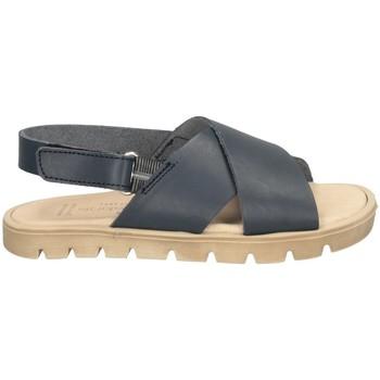Schuhe Jungen Sandalen / Sandaletten Andanines 201386 Sandalen Kind Blau Blau