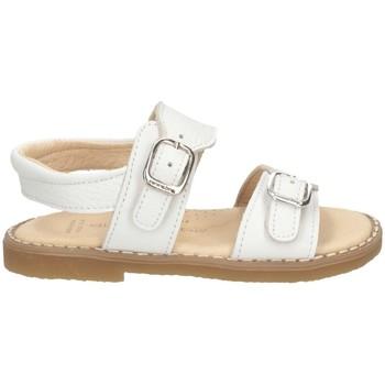 Schuhe Jungen Sandalen / Sandaletten Andanines 201264 Sandalen Kind Weiß Weiß