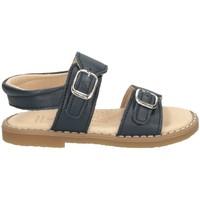 Schuhe Jungen Sandalen / Sandaletten Andanines 201264 Sandalen Kind Blau Blau
