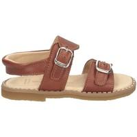 Schuhe Kinder Sandalen / Sandaletten Andanines 201264 Sandalen Kind Leder Leder