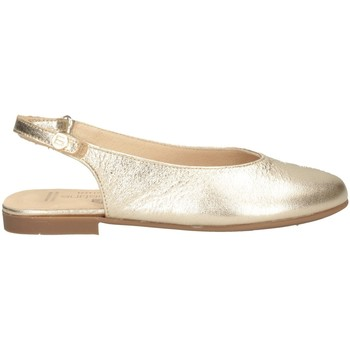 Schuhe Mädchen Sandalen / Sandaletten Andanines 201431 Sandalen Kind Platin Platin