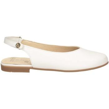Schuhe Mädchen Sandalen / Sandaletten Andanines 201431 Sandalen Kind Weiß Weiß
