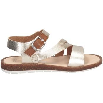 Schuhe Mädchen Sandalen / Sandaletten Andanines 211457 Sandalen Kind GOLD GOLD