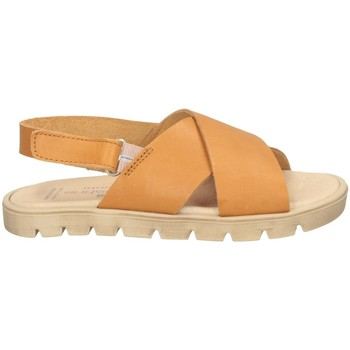 Schuhe Kinder Sandalen / Sandaletten Andanines 201386 Sandalen Kind Karamell Karamell