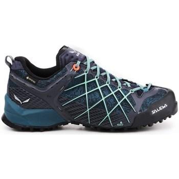 Schuhe Damen Derby-Schuhe & Richelieu Salewa Wildfire Gtx Schwarz