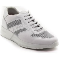 Schuhe Herren Sneaker Low CallagHan  Blanco