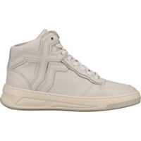 Schuhe Damen Sneaker High Bronx Sneaker Weiß