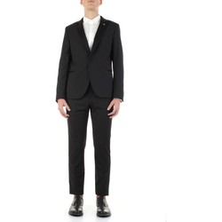 Kleidung Herren Anzüge Manuel Ritz 3030AR3129-210000 Schwarz
