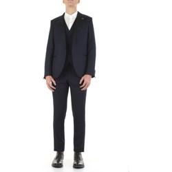 Kleidung Herren Anzüge Manuel Ritz 3030ARW3328-213030 Blau