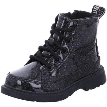 Schuhe Damen Boots UGG Stiefeletten Robley 1116377T /1116377K schwarz