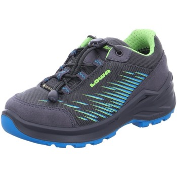 Schuhe Jungen Wanderschuhe Lowa Bergschuhe ZIRROX GTX LO JUNIOR 650119/9796 grau