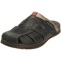 Schuhe Herren Pantoffel Rohde Offene 6090/90 schwarz