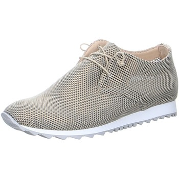 Schuhe Damen Derby-Schuhe Donna Carolina Schnuerschuhe 43763050 grau