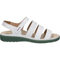 Schuhe Damen Sandalen / Sandaletten Ganter Sandalen Weiß