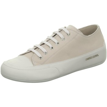 Schuhe Damen Sneaker Low Candice Cooper Schnuerschuhe Rock CC2824 CC2824 beige
