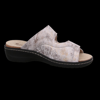 Schuhe Damen Pantoletten / Clogs Hickersberger Pantoletten 2170-3015 grau