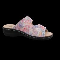 Schuhe Damen Pantoletten / Clogs Hickersberger Pantoletten 2170 6015 bunt