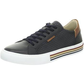 Schuhe Herren Sneaker Low Bullboxer Schnuerschuhe 428k20559h8 blau