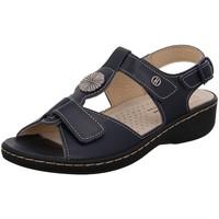 Schuhe Damen Sandalen / Sandaletten Hickersberger Sandaletten VARIO 5108 7100 (G) blau