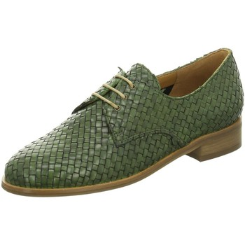 Schuhe Damen Derby-Schuhe Everybody Schnuerschuhe Agasta 19465G2365 grün
