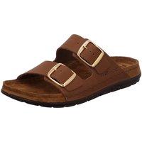 Schuhe Damen Pantoffel Rohde Pantoletten 5865/76 braun