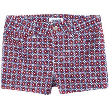 Kleidung Mädchen Shorts / Bermudas Mayoral  Rojo