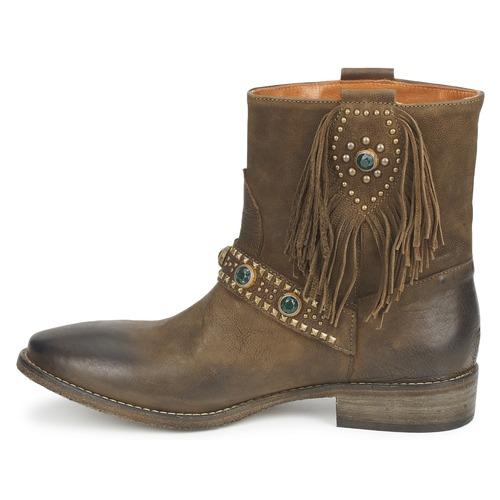 Strategia GRINO Kaki  Schuhe Boots Damen 332,80