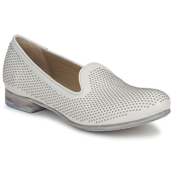 Schuhe Damen Slipper Strategia CLOUPI Weiss