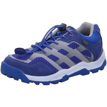 Schuhe Jungen Sneaker Low Lurchi Schnuerschuhe TJARK-TEX 33-21539-36 36 blau