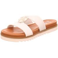 Schuhe Damen Pantoletten / Clogs Ara Pantoletten 12-28050-06 weiß