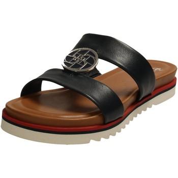 Schuhe Damen Sandalen / Sandaletten Ara Pantoletten 12-28050-02 blau