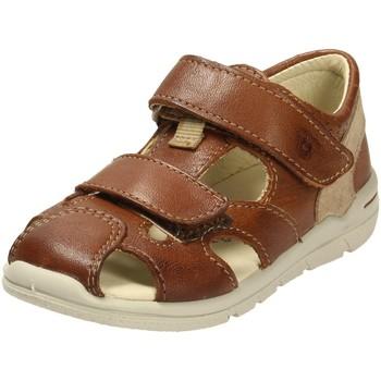 Schuhe Jungen Babyschuhe Ricosta Sandalen Kaspi 3020100/263 3020100/263 braun