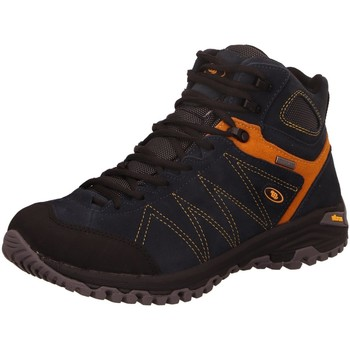 Schuhe Herren Wanderschuhe Brütting Sportschuhe 221254 blau