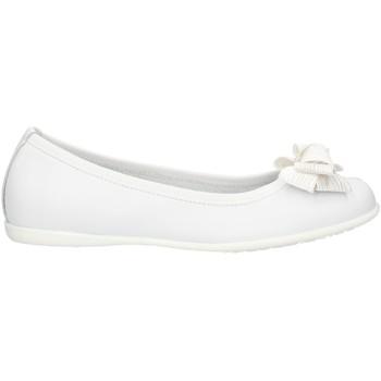 Schuhe Mädchen Ballerinas NeroGiardini E031401F Weiß